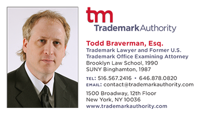 Todd Braverman Business Card